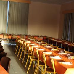 Salle Prête pour le repas